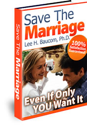 Save The Marriage e-book